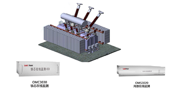 Transformer Integrated on line Monitoring system - Sun King Power